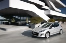 Peugeot 308 restyling 2011