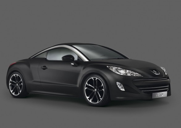 peugeot rcz coup vendite. Black Bedroom Furniture Sets. Home Design Ideas