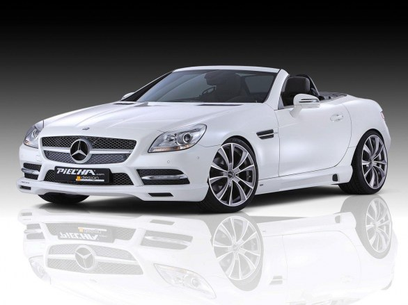 Piecha Design Accurian RS Mercedes SLK