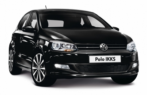 volkswagen polo ikks. Black Bedroom Furniture Sets. Home Design Ideas