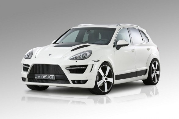 Porsche Cayenne Progressor by JE Design