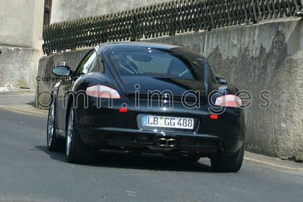 Porsche Cayman restyling: nuove foto spia