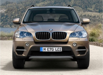 Prime immagini BMW X5 restyling?