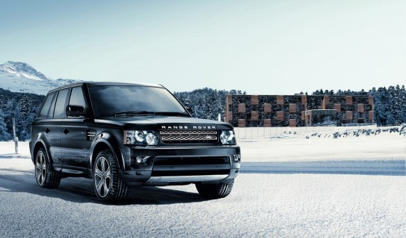 Range Rover Sport Model Year 2012