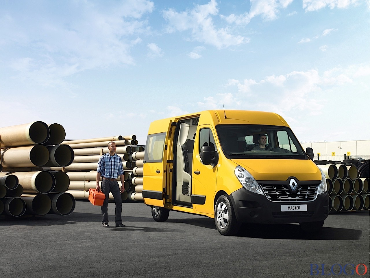 Renault Business Booster Tour