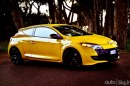 Renault Megane RS 2012 Test