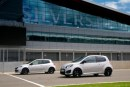 Renault Twingo RS e Clio RS Silverstone GP Limited Edition