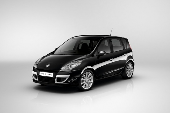 Renault Xmod e Scenic Model Year 2011