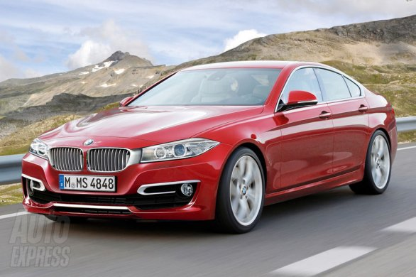 render BMW Serie 4 Gran Coupe