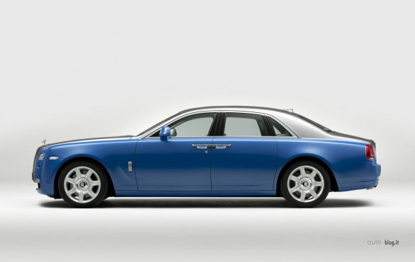 Rolls-Royce Ghost e Phantom Art Deco