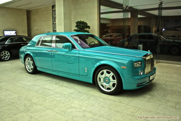 Rolls-Royce Phantom Al-Thani