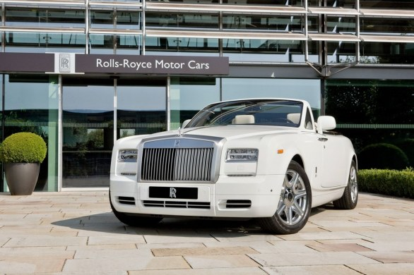 Rolls Royce Phantom Drophead Coupè Series II