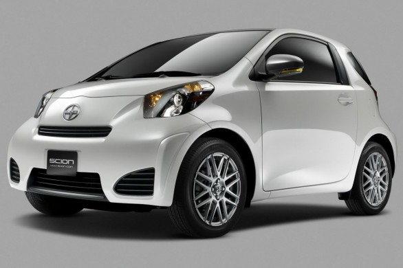 Scion iQ - salone di New York 2010