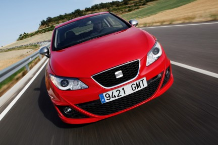 seat ibiza arriva in italia la fr 2 0 tdi da 143 cavalli. Black Bedroom Furniture Sets. Home Design Ideas