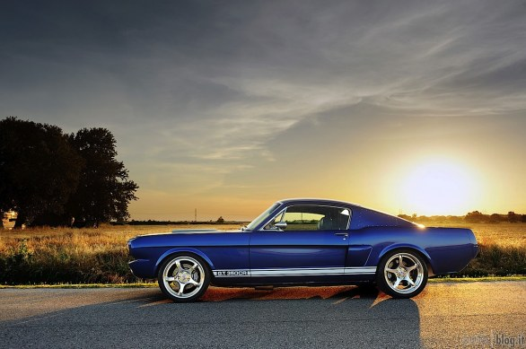 Shelby G.T.350CR Classic Recreations