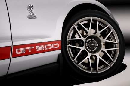 Shelby GT500 Model Year 2011 - Ford Mustang