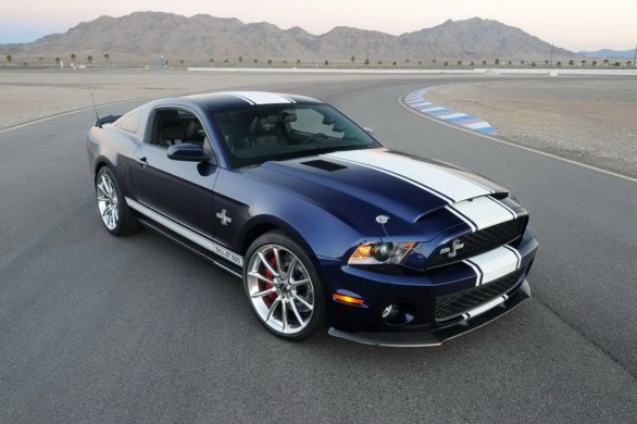 Shelby GT500 Super Snake Model Year 2011