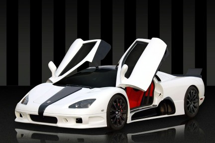 Shelby SSC Ultimate Aero