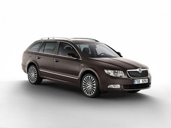 Skoda Superb Combi Laurin & Klement