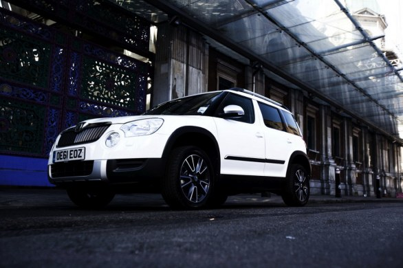 Skoda Yeti Urban Limited Edition