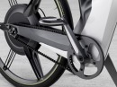 Smart eBike: foto ufficiali - Salone di Parigi 2010