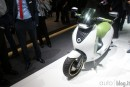 Smart eScooter e Smart eBike - Salone di Parigi 2010 Live