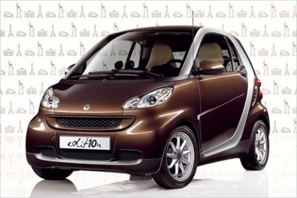 Smart ForTwo Edition10