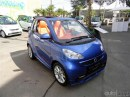 Smart fortwo electric drive Berlino