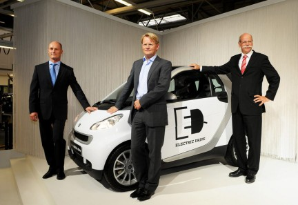 Smart ForTwo Eletric Drive