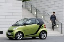 Smart ForTwo Model Year 2010