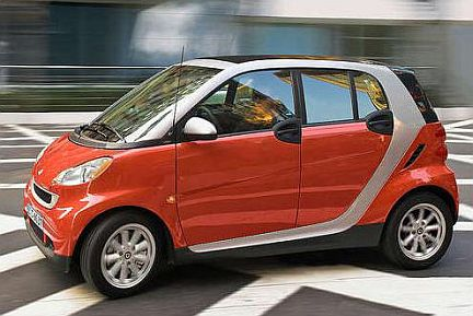 Smart New ForFour