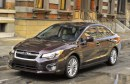 Subaru Impreza: Salone di New York 2011