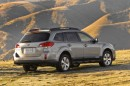 Subaru Outback Model Year 2010