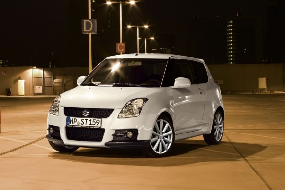 Suzuki Swift sport Rock at the Ring - serie speciale