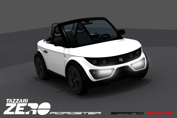 Tazzari Zero Roadster