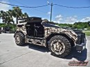 The Boss Hunting Truck
