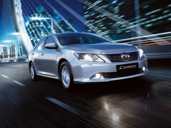 Toyota Camry Global 2012