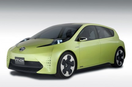 Toyota FT-CH Concept 2010