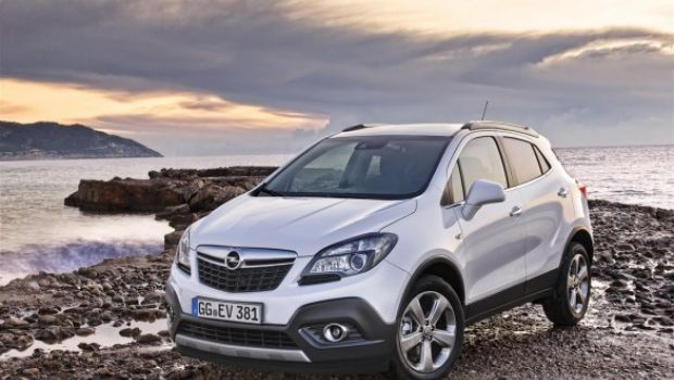 opel mokka foto e dettagli del nuovo suv compatto. Black Bedroom Furniture Sets. Home Design Ideas