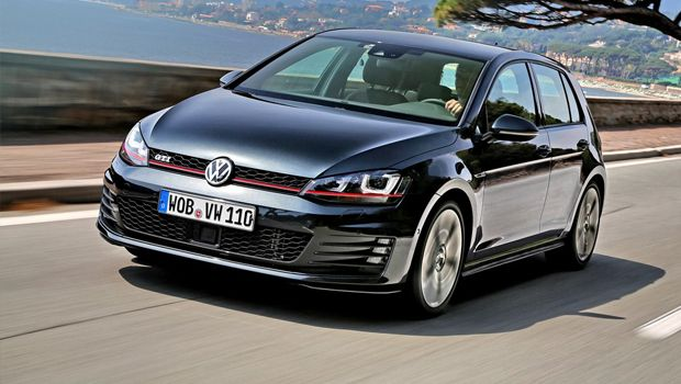 volkswagen golf gti il video test e la tecnica della sportiva tedesca. Black Bedroom Furniture Sets. Home Design Ideas