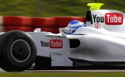 YouTube sponsor del team USF1