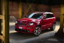 Video e nuove foto Jeep Grand Cherokee SRT