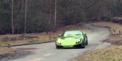 Video TVR Sagaris