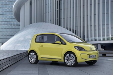 Volkswagen E-Up Concept