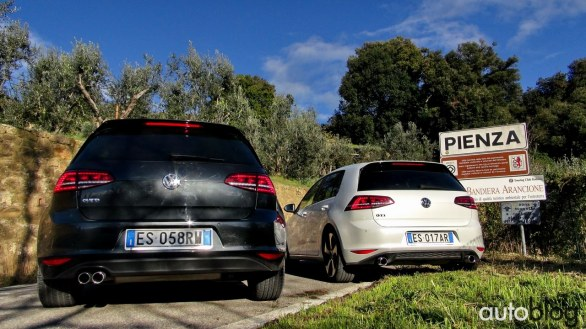 Volkswagen Golf GTI Performance Tour 2013