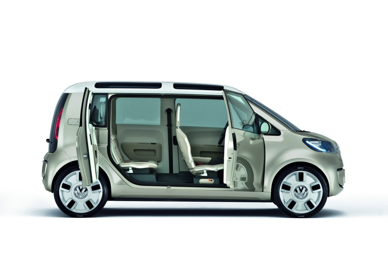 Everything Interesting About Volkswagen\'s New Electric Microbus