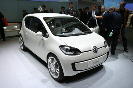Volkswagen Up! - Live da Francoforte