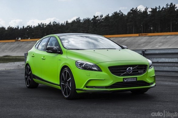Volvo V40 T5 High Performance Concept