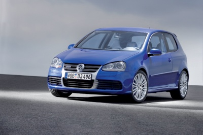 VW Golf R32 - Front