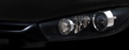 VW Scirocco 2008 - teaser